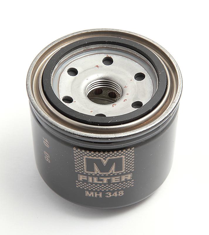 MH 348. фильтр масляный(15400-ZJ1-004) MH 348
