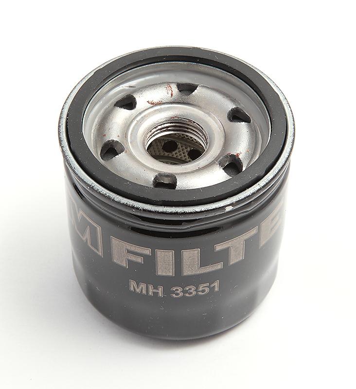 MH 3351. фильтр масляный(16510-87J00) MH 3351