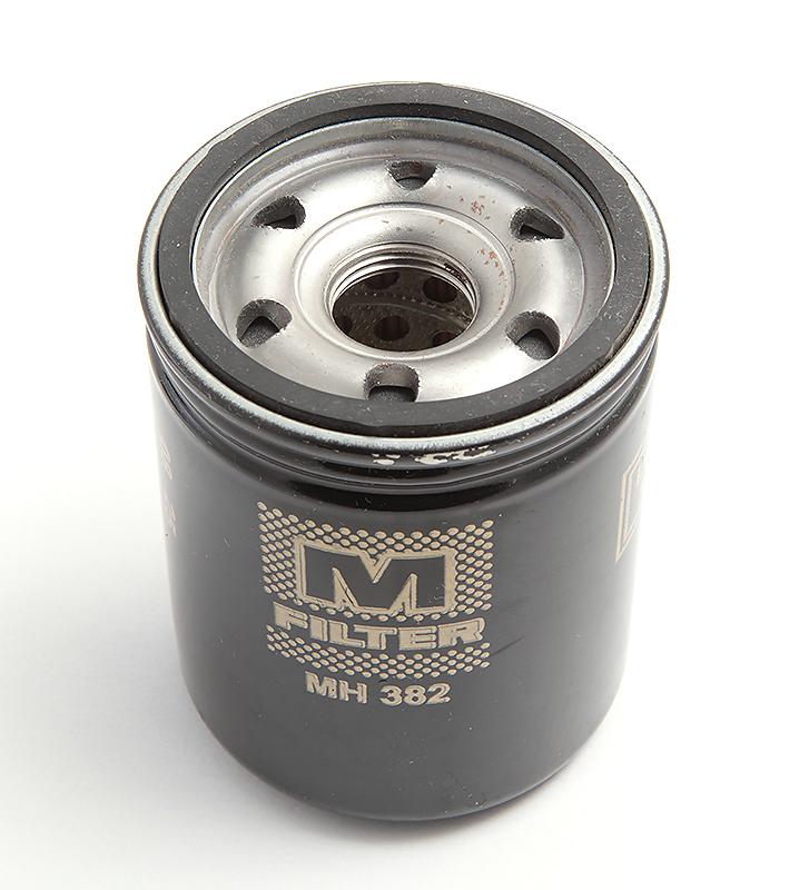 MH 382. фильтр масляный(8M0065103) MH 382