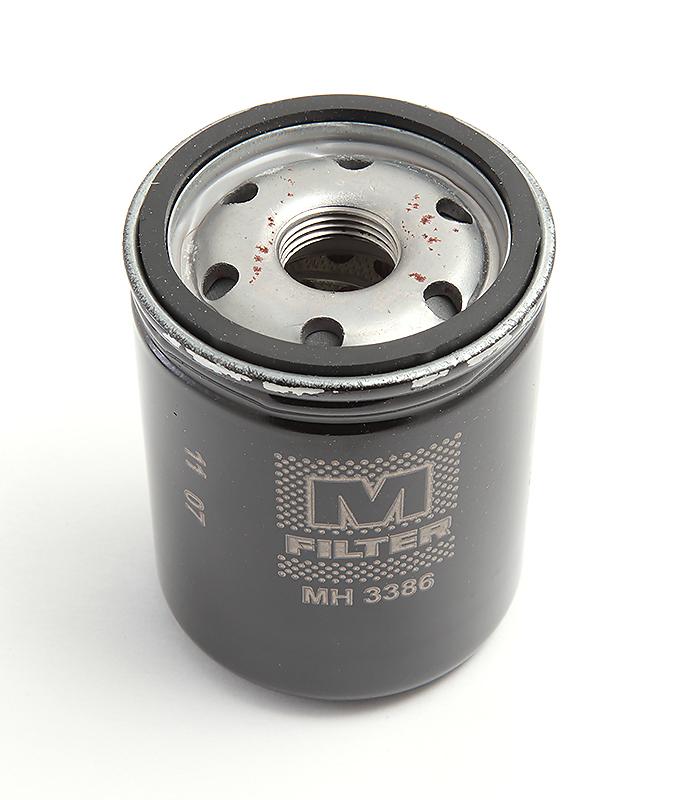 MH 3386. фильтр масляный MH 3386