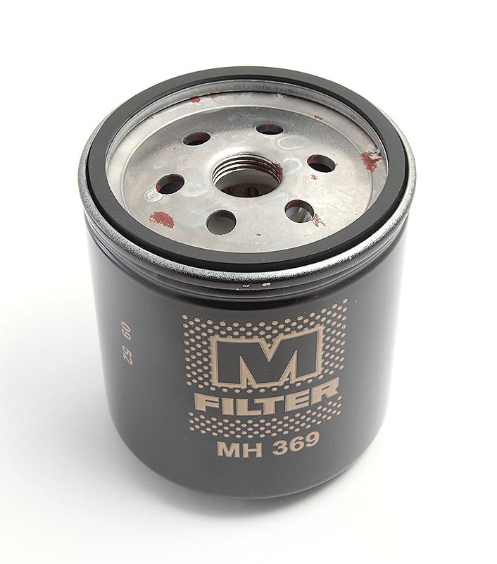 MH 369. фильтр масляный(866340Q03) MH 369