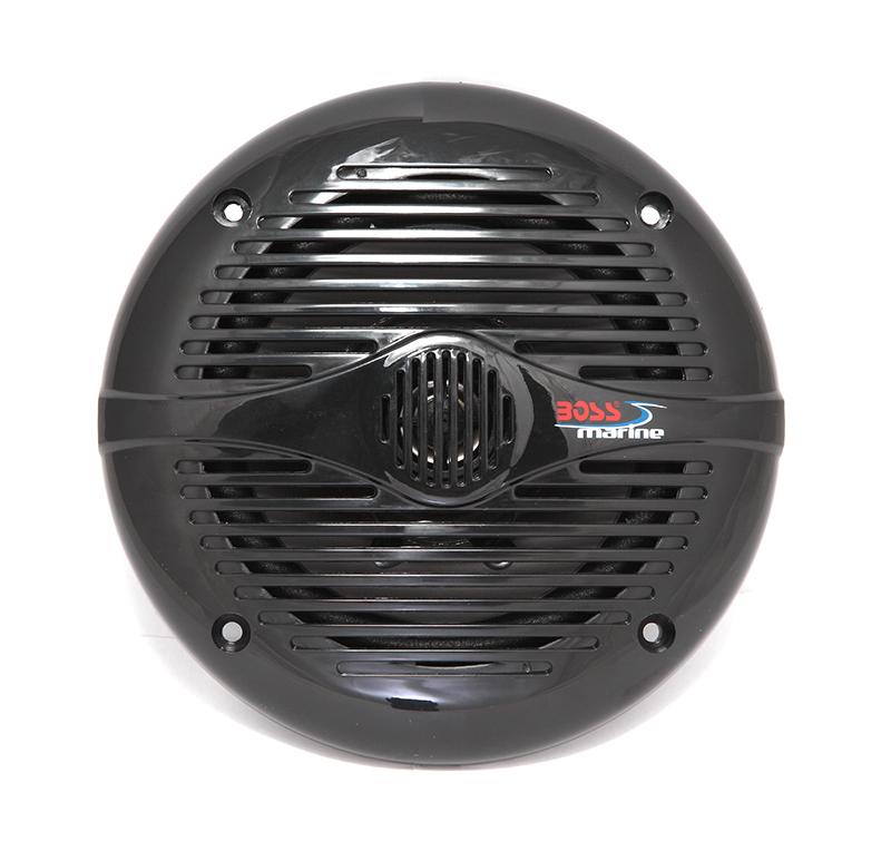 MR60B. Аудиоколонки врезные 165 мм 200W 2-полосные черные MR60B