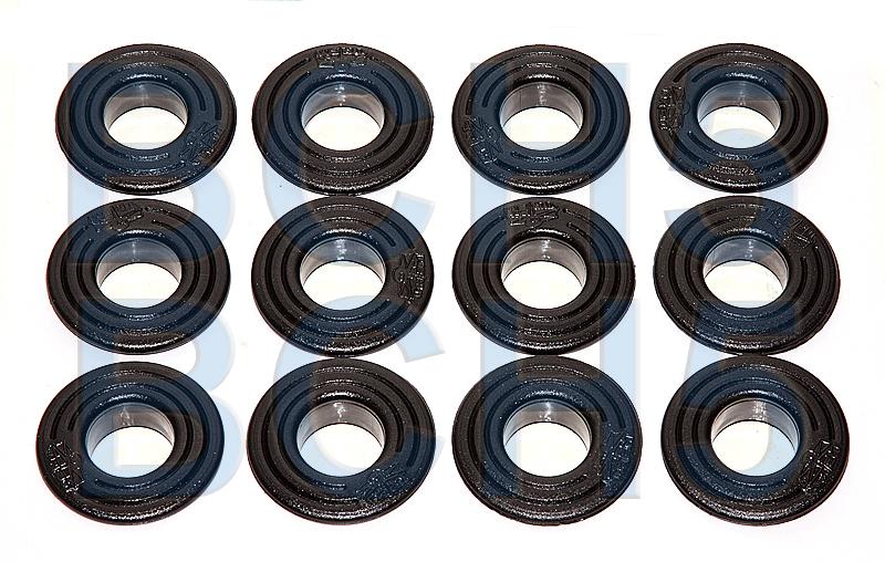 A2217000. Заклепки тентовые черные (комплект 12 шт) A2217000