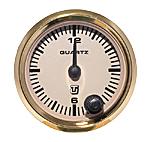 62062Z. Часы кварцевые золотистый 62062Z