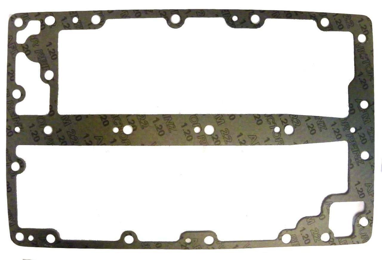 6E5-41112-A1-00. Прокладка выпуска Yamaha 115-130