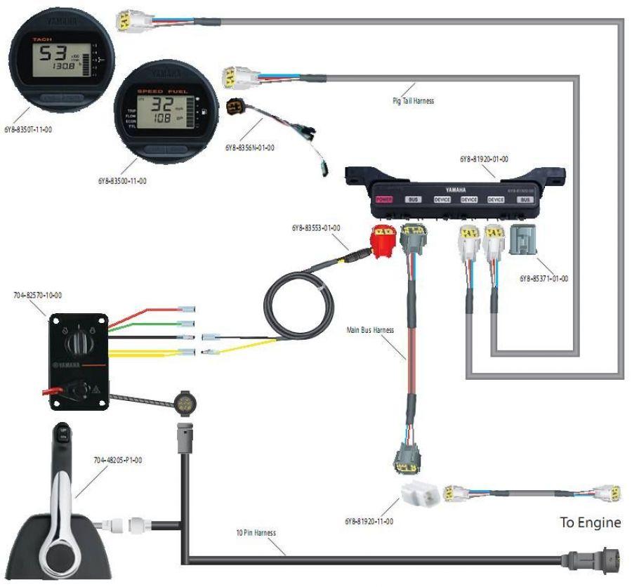 6YR-W0035-M6-00. Прибор Измерительный