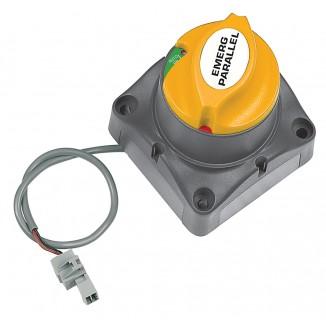 701-MDVS. Выключатель 2 батареи с дистанционным управлением