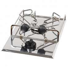 9515008290. Газовая одноконфорочная плита ENO Santorin 431040785 1,75 кВт с держателем