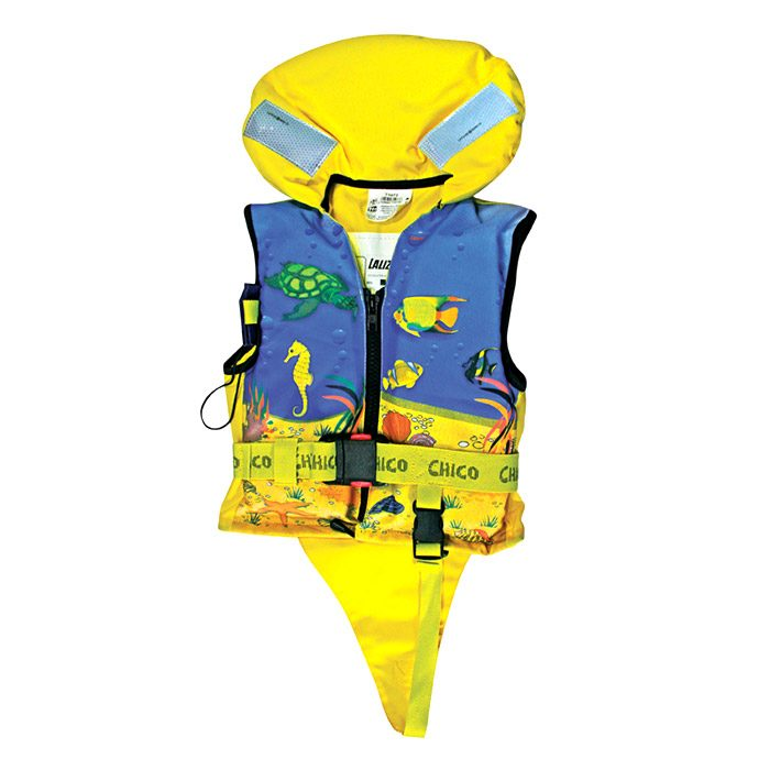 71073. Жилет Chico LifeJacket.Child.100N, ISO, 15-30