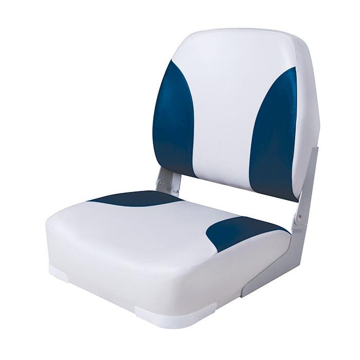75102GB. Сиденье мягкое складное Classic Low Back Seat, сер 75102GB