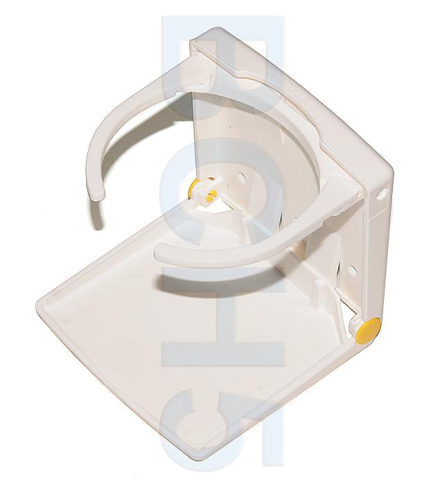 C13601W. Держатель емкости металлопластиковый C13601W