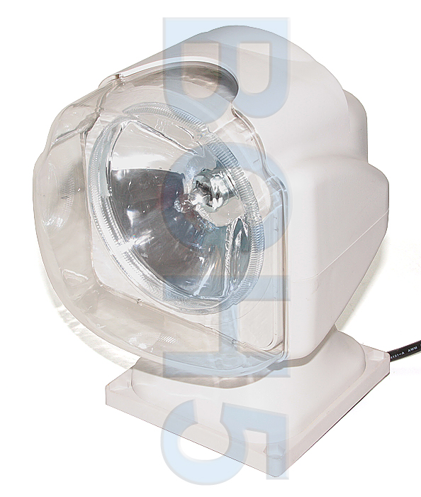 SL044-CWP. Фара-искатель галоген. 55W с каб.Д/У SL044-CWP