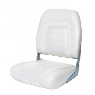 76236W. Сиденье мягкое Special High Back Seat, белое