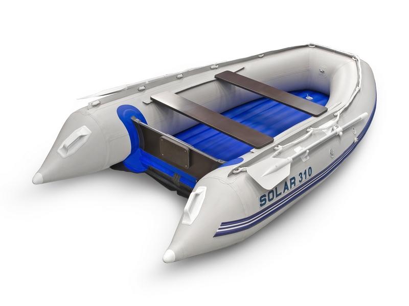 SOL-310 White. Надувная лодка ПВХ Solar 310