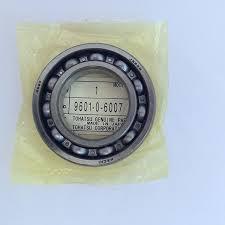 9601-0-6007. Подшипник шариковый однорядный