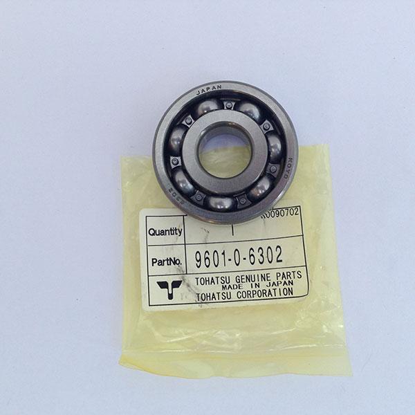9601-0-6302. Подшипник шариковый однорядный / Ball Bearing