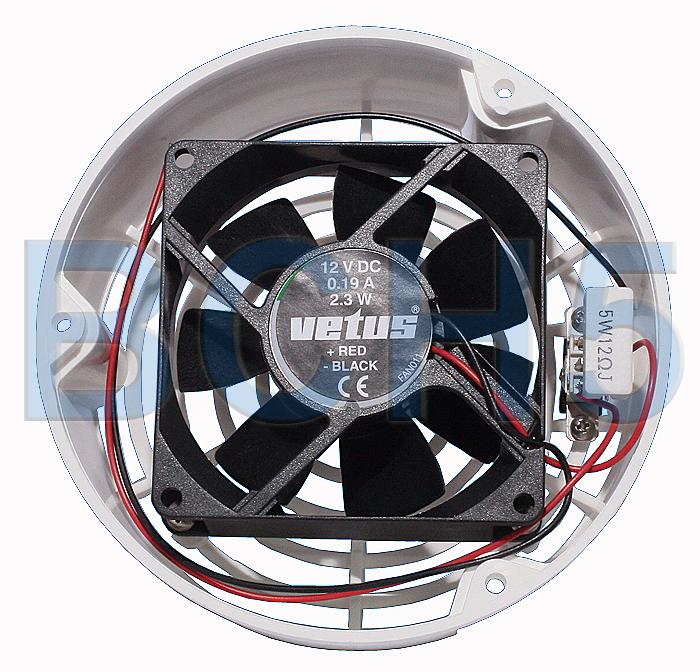 FAN12. Вентилятор электрический 12В 0,2А FAN12