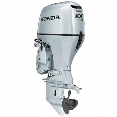 Honda BF100A LRTU. Лодочный мотор Honda BF 100 AK1 LRTU