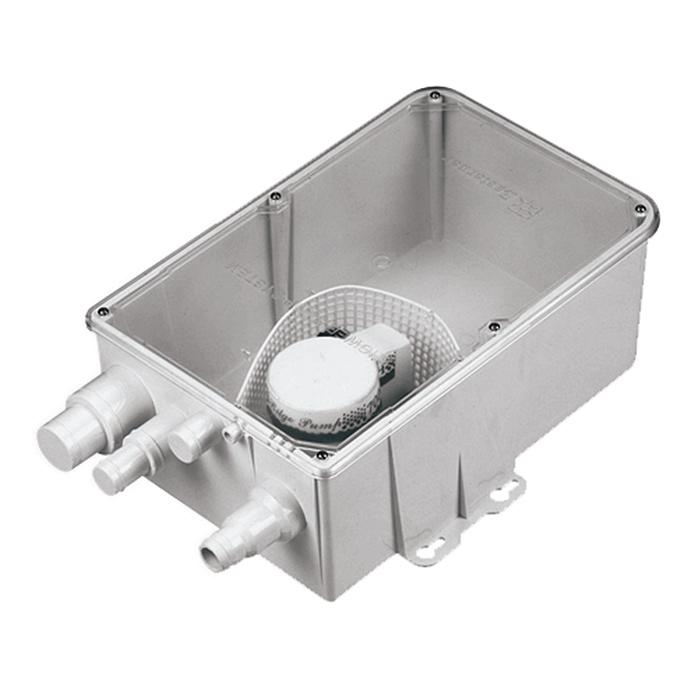 C11701. Насос осушительный с емкостью для серых вод