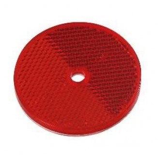 C91050R. Отражатель круглый красный