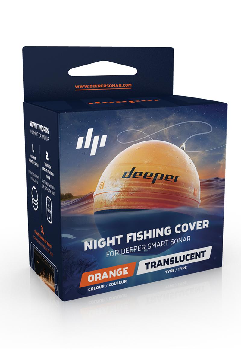 DPR-NIGHTCOVER. Цветная крышка для ночной рыбалки Deeper Night Cover