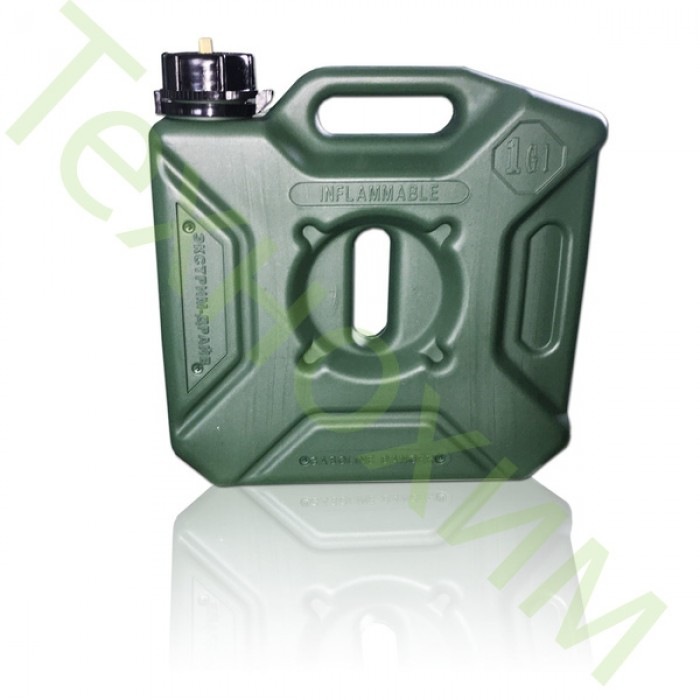 ED-0050-G. Канистра Экстрим-Драйв 5л зеленая (хаки)