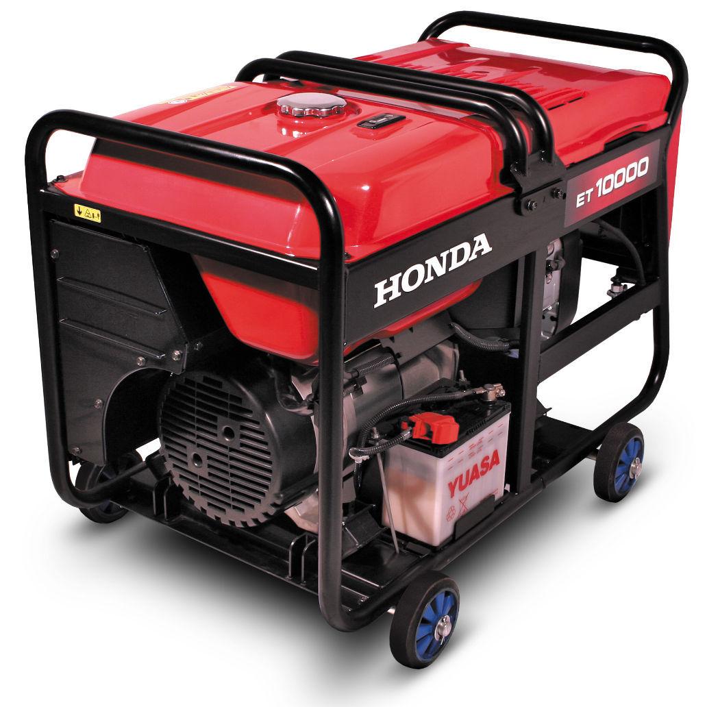EM10000K1RG. Генератор бензиновый Honda EM 10000 K1