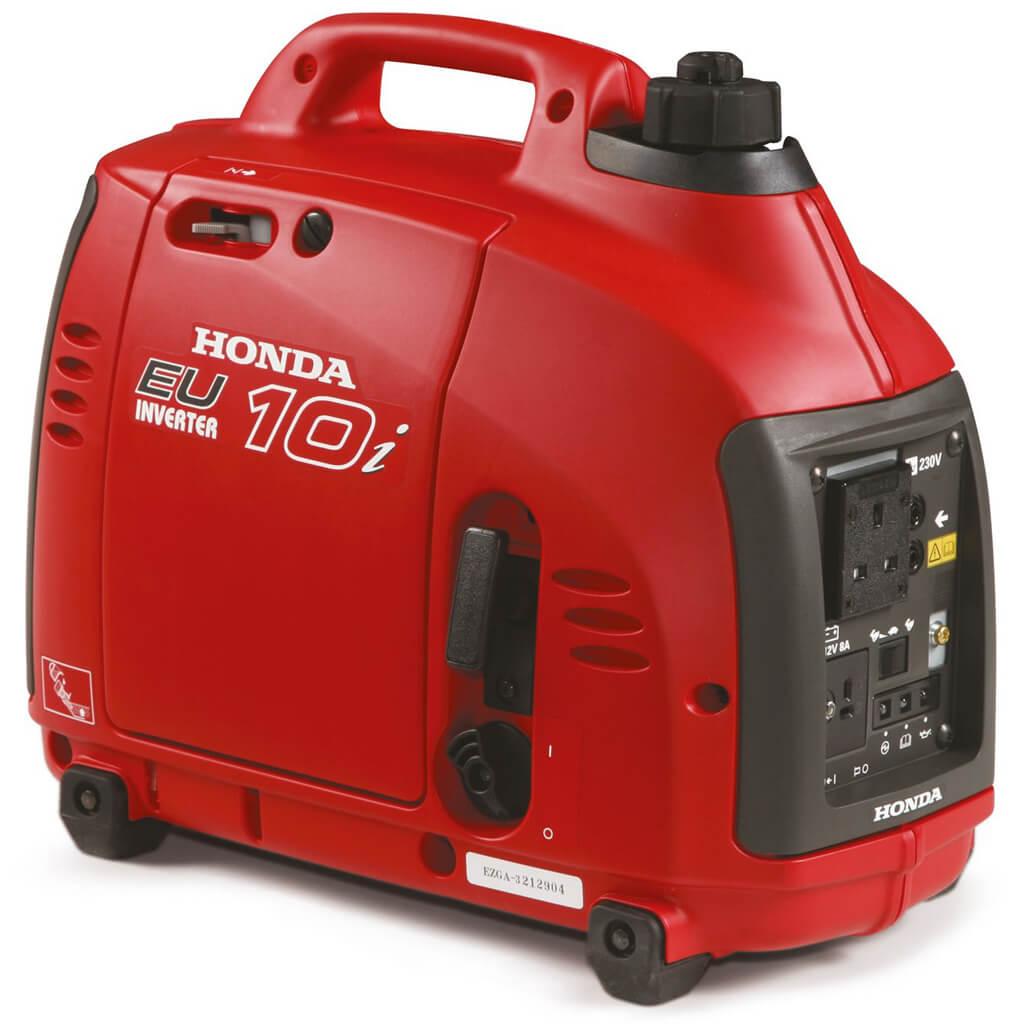 EU10iT1RG. Генератор бензиновый инверторный Honda EU 10 iT1