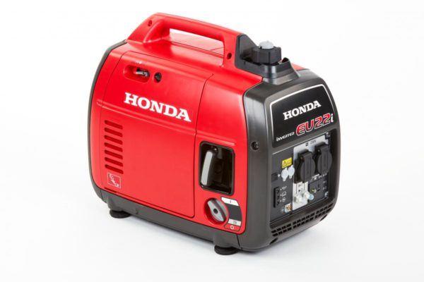 EU22i. Генератор бензиновый инверторный Honda EU 22 iT