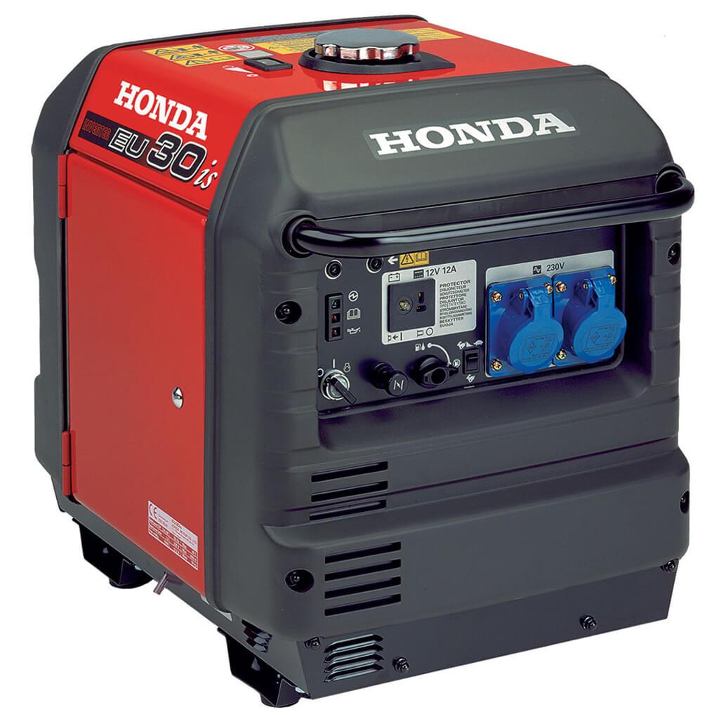 EU30iS1RG. Генератор бензиновый инверторный Honda EU 30 iS