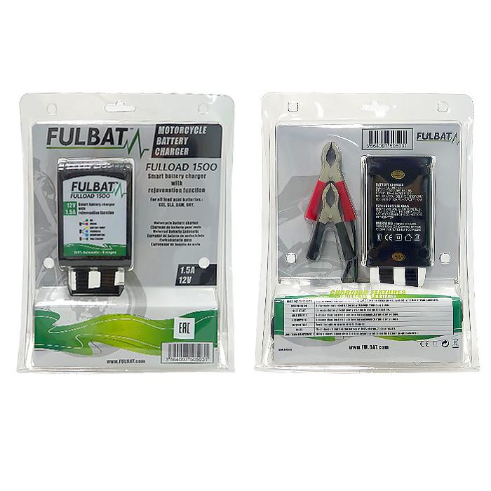 FULLOAD1500. Зарядное устройство для аккумулятора 12 Вольт