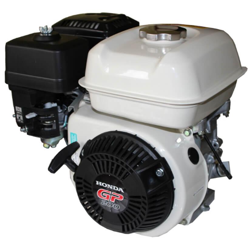 GP200H-QX3. Двигатель бензиновый Honda GP 200 QX3