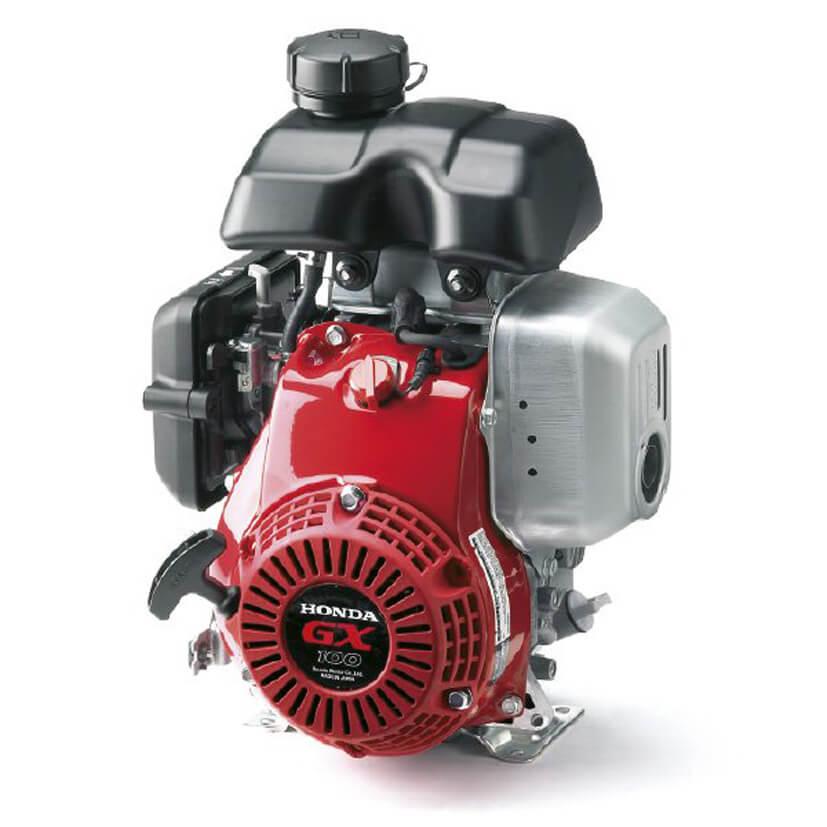 GX100UT-QE. Двигатель бензиновый Honda GX 100 QE