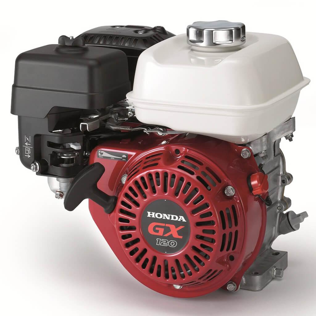 GX120UT2-QX4. Двигатель бензиновый Honda GX 120 QX4