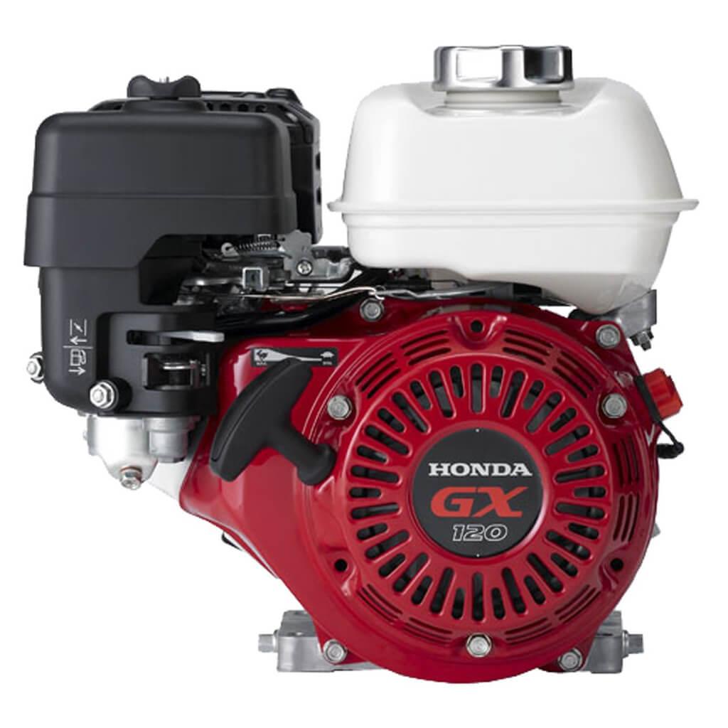 GX120UT2-SX4. Двигатель бензиновый Honda GX 120 SX4