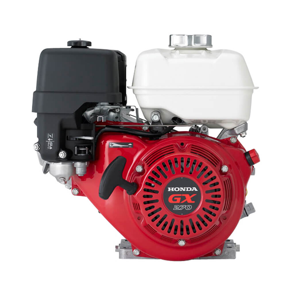 GX270T2-QHB1. Двигатель бензиновый Honda GX 270 QHB1