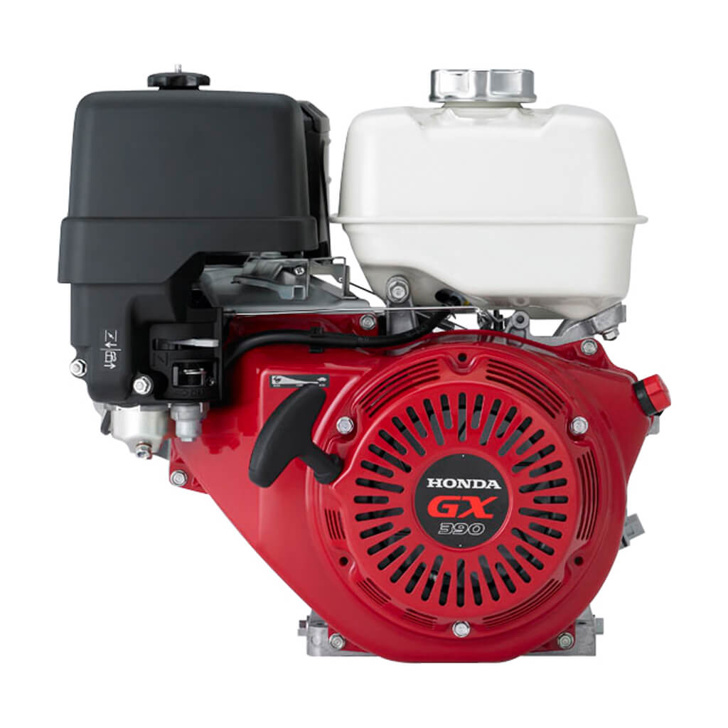 GX390T2-QHB1. Двигатель бензиновый Honda GX 390 QHB1
