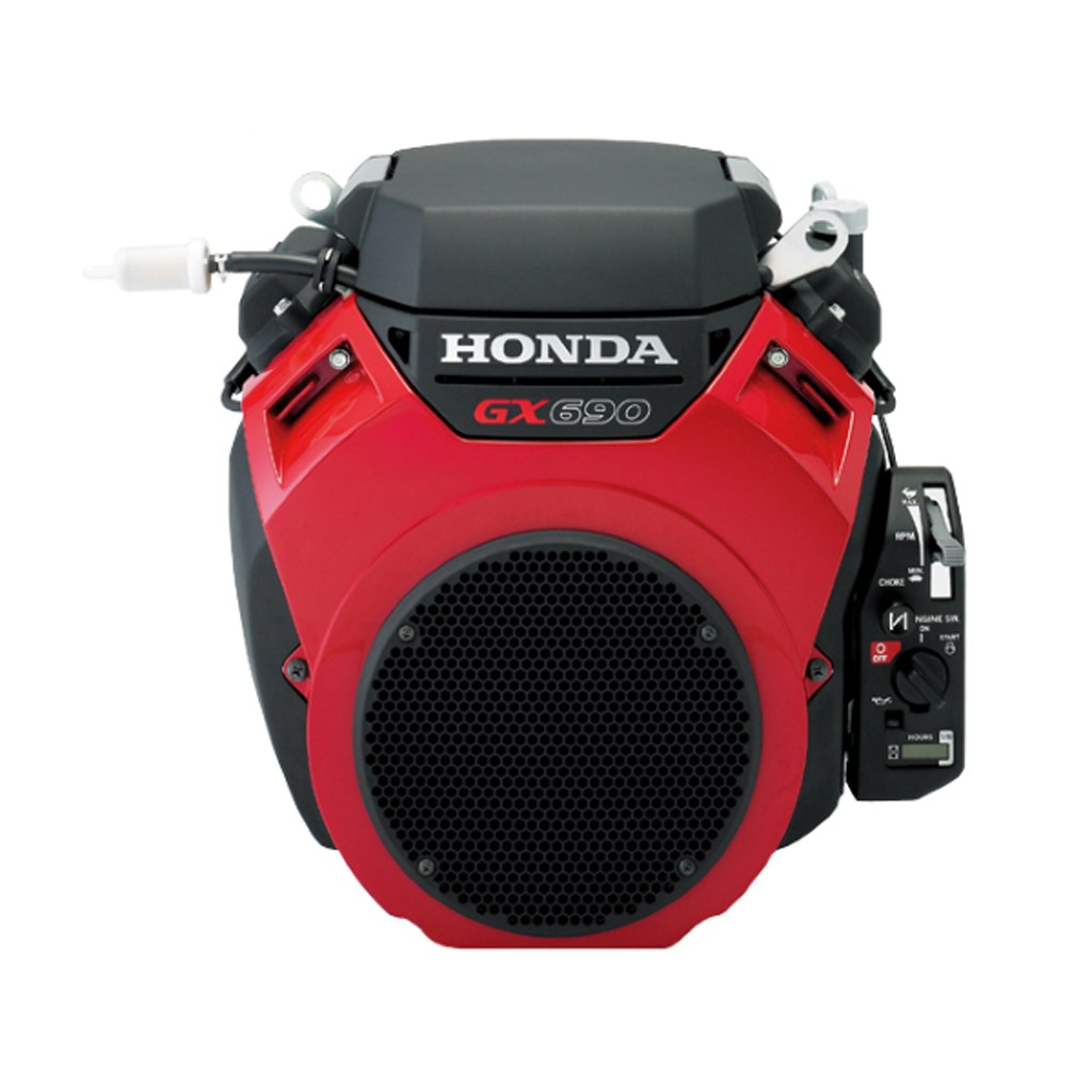 GX690RH-VXE4. Двигатель бензиновый Honda GX 690 VXE4
