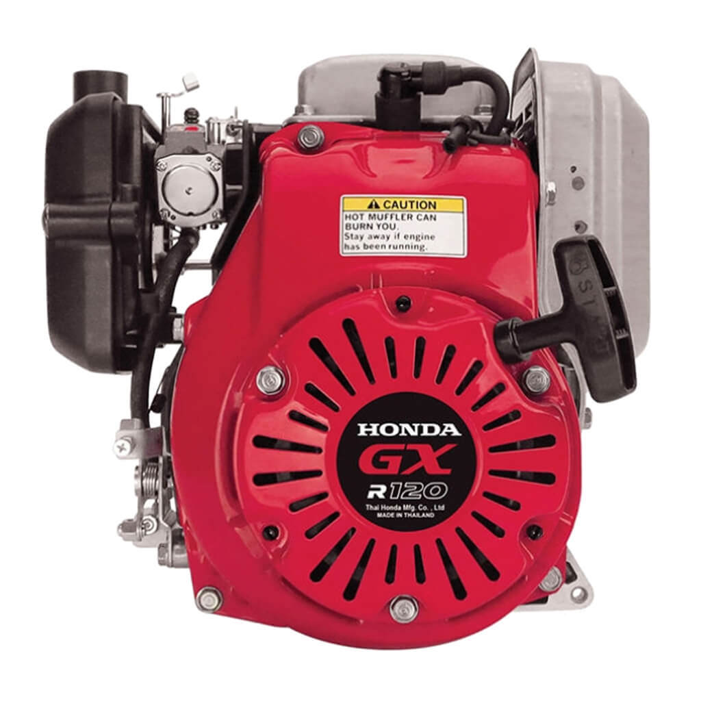 GXR120RT-KRAA. Двигатель бензиновый Honda GXR 120 KRAA