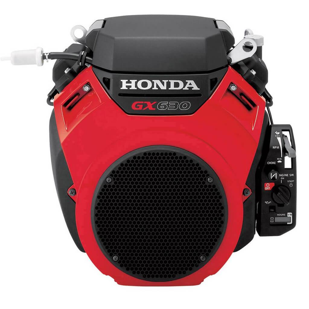 GXV630RH-QYF4. Двигатель бензиновый Honda GXV 630 QYF4