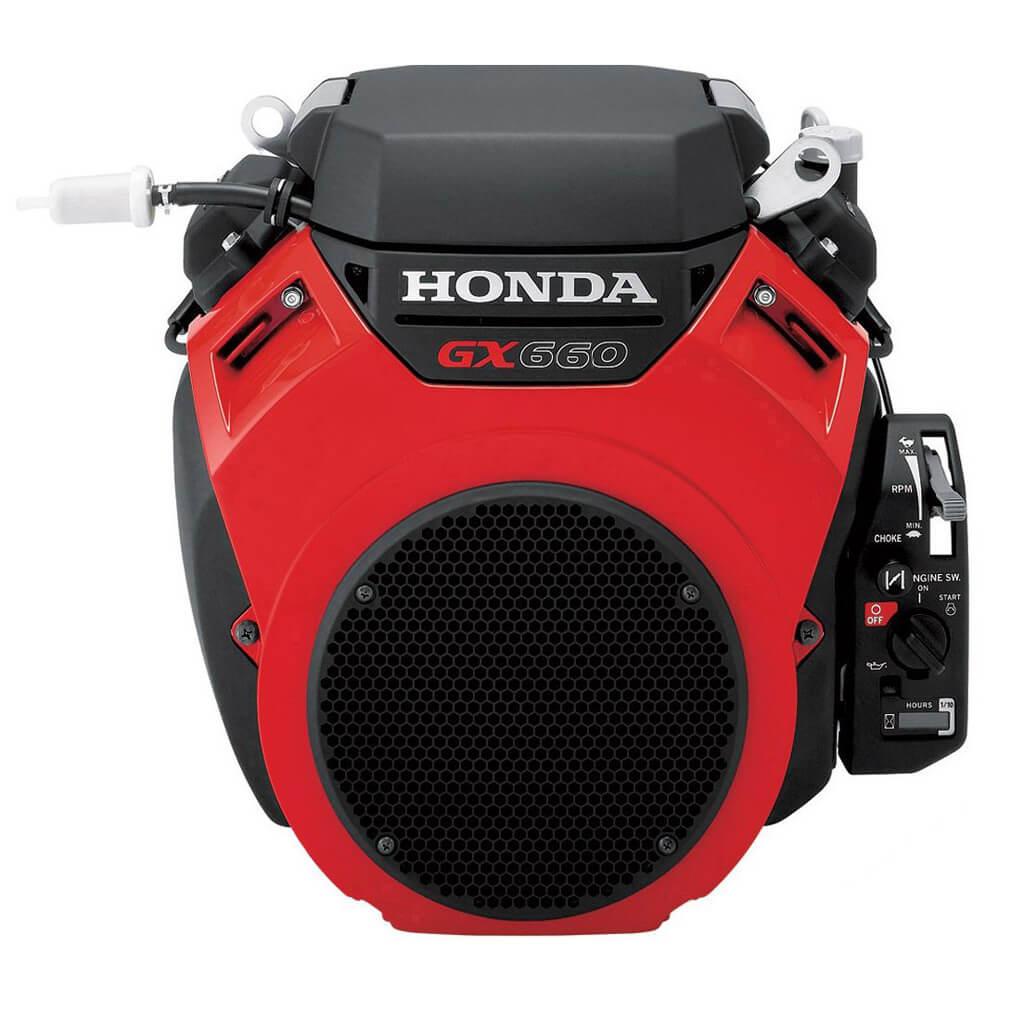 GXV660RH-QYST. Двигатель бензиновый Honda GXV 660 QYST