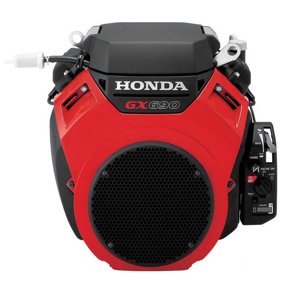 GXV690RH-QYF4. Двигатель бензиновый Honda GXV 690 QYF4
