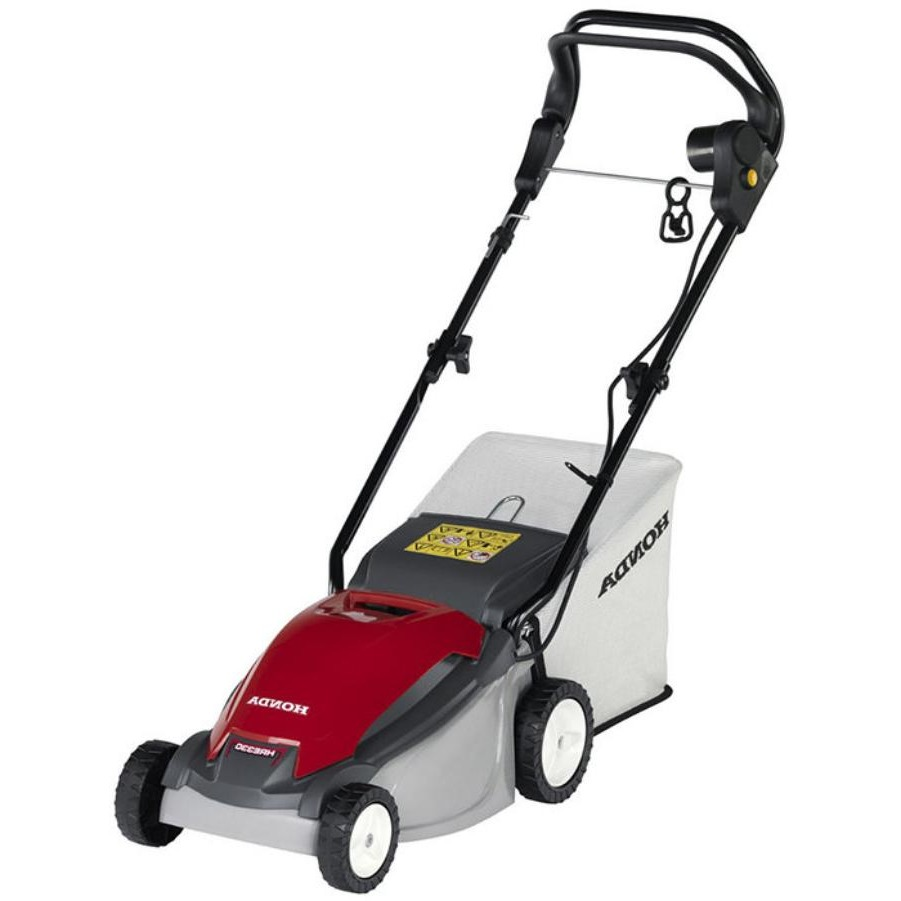 HRE330A2PLE. Газонокосилка электрическая Honda HRE 330A2 PLE