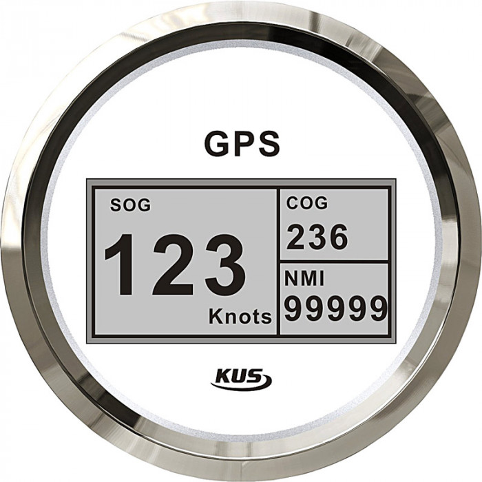 KY08109. Спидометр GPS цифровой (WS) KY08109