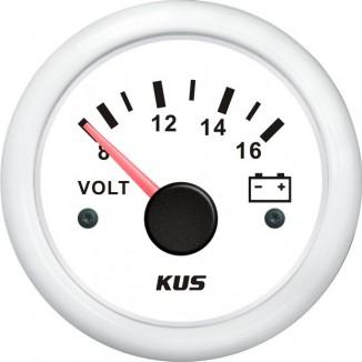 KY13304. Вольтметр 8-16 вольт (WW)