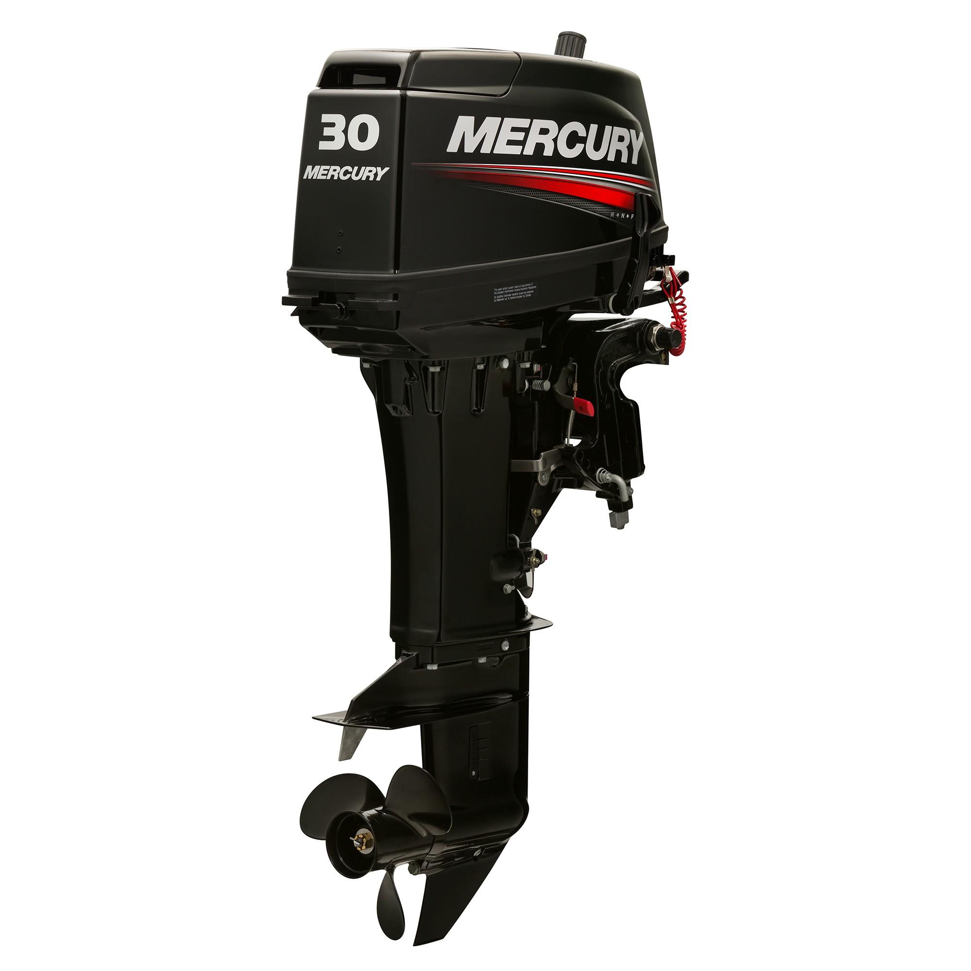 Mercury 30 E. Лодочный мотор Mercury 30 E