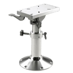 PCMS4363. Ножка для кресла 43,5 - 63.5 см с салазками