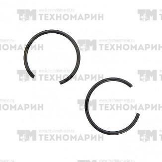 RM-081422. Кольцо стопорное поршневого пальца (уп.2 шт.) РМЗ 550/551 RM-081422