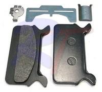 RTT-220-1567. Колодки тормозные Polaris WIDETRAK LX (97-07)