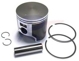 RTT-308-9487. Поршень (+0.50) с кольцами Polaris 550 F/C